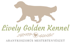 Lively Golden Kennel